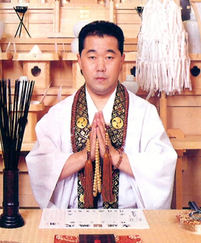 日本神聖易学協会会長 宮崎 達晟